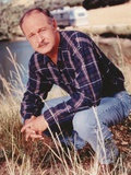 Gerald McRaney sitting in long sleeve Photo by  Movie Star News