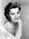 Esther Williams on Embroidered Flower Mesh with Slight Side Pose Photo by  Movie Star News