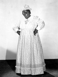 Hattie McDaniel on a Dress smiling with Hands on Waist Photo by  Movie Star News