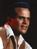 Harry Belafonte Close Up Portrait Photo by  Movie Star News
