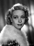 Helen Twelvetrees in Furry Coat Photo by  Movie Star News