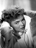 Dorothy McGuire on a Long Sleeve and Hands on Head Pose Photo by  Movie Star News