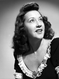 Ethel Merman Portrait in Classic Photo by  Movie Star News