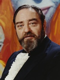 Family Affair Sebastian Cabot in Formal Suit Photo by  Movie Star News