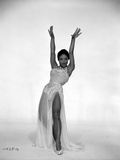 Eartha Kitt Posed in Classic Photo by  Movie Star News