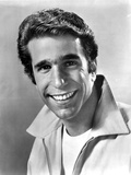 Henry Winkler Posed in Coat With Collar Photo by  Movie Star News