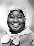 Hattie McDaniel smiling and posed Photo by  Movie Star News