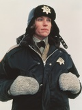 Frances McDormand in Police Uniform Portrait Photo by  Movie Star News