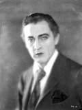 John Barrymore wearing a Suit with a Handkerchief Close Up Portrait Photo by  Movie Star News