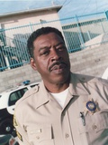 Ernie Hudson in A Police Uniform Photo by  Movie Star News