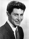 Eddie Fisher Posed in Black Suit Photo by  Movie Star News