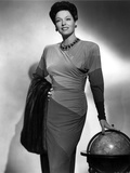 Gale Sondergaard Posed in Classic Photo by  Movie Star News