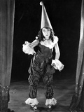 Fay Wray Dressed in Gnome Outfit Photo by  Movie Star News