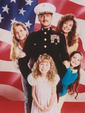 Gerald McRaney Posed in Portrait Photo by  Movie Star News