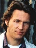 Jeff Bridges Close Up Portrait in White Collar Shirt Photo by  Movie Star News