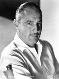 John Barrymore wearing a White Polo Photo by  Movie Star News