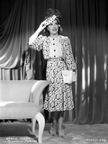 Gracie Allen Posed wearing Dress Portrait Photo by  Movie Star News