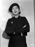Helen Morgan laughing Portrait Photo by  Movie Star News