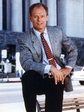 Fred Dryer Posed in Formal Suit Photo by  Movie Star News