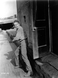 Harold Lloyd Lying on Bed Classic Portrait Photo by  Movie Star News