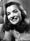 Ella Raines Looking Away smiling in Classic Photo by  Movie Star News
