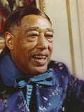 Duke Ellington Looking Close Up Portrait Photo by  Movie Star News