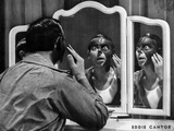 Eddie Cantor in Black and White Photo by  Movie Star News
