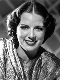 Eleanor Powell on a Shining Top and smiling Photo af Movie Star News