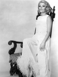 Gena Rowlands Seated in Classic Photo by  Movie Star News