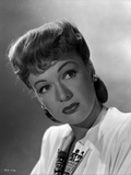 Eve Arden Looking Up Portrait Photo by  Movie Star News