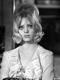 Goldie Hawn Portrait in Classic Photo by  Movie Star News
