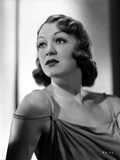 Eve Arden on Dress Looking Up Portrait Photo by  Movie Star News