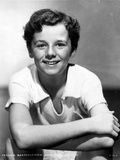 Freddie Bartholomew Leaning on Chair With One Leg standing Photo by  Movie Star News