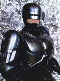 John Burke as Robocop Photo by  Movie Star News