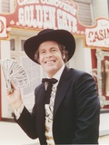 Doug McClure Holding Money in Tuxedo Photo by  Movie Star News