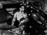 Eddie Cantor Portrait in Classic Photo by  Movie Star News