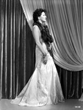 Helen Morgan on a Gown Photo by  Movie Star News