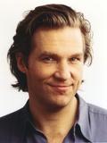 Jeff Bridges Close Up Portrait in Grey Linen Collar Shirt in White Background Photo by  Movie Star News