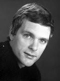 Keir Dullea in Black Shirt With White background Photo by  Movie Star News