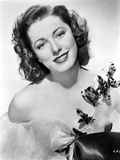 Eleanor Parker on a Silk Top Photo by  Movie Star News