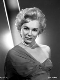 Eva Gabor on a Smooth Lace Top Portrait Photo by  Movie Star News