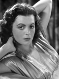 Faith Domergue Posed with Hands Behind Head Photo by  Movie Star News