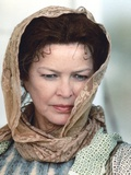 Ellen Burstyn Looking Down Close Up Portrait Photo by  Movie Star News