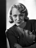 Eve Arden on Dark Top Portrait Photo by  Movie Star News