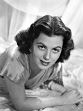 Faith Domergue Posed in Classic Photo by  Movie Star News