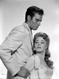 Eleanor Parker on a Dress Touched by a Man Photo by  Movie Star News