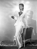 Eve Arden Posed in Long Sleeve Blouse Photo by  Movie Star News