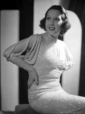 Ethel Merman sitting in Classic Portrait Photo by  Movie Star News