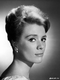 Inger Stevens Posed in a Earrings Photo by  Movie Star News