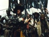 Geoffrey Rush as Hector Barbossa Photo by  Movie Star News